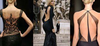 Cazibenizi Arttıracak Sırt Dekolteli Abiye Elbise Modelleri