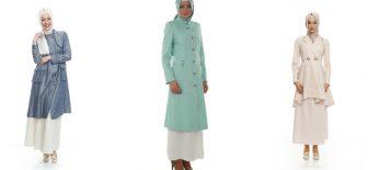 Kapalı Bayanlar İçin Son Moda Tesettür Giyim Trendleri