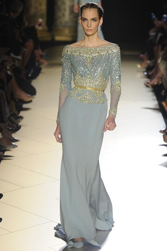 2020 Uzun Abiye Elbise Modelleri Zarif Şık ve Etkileyici
