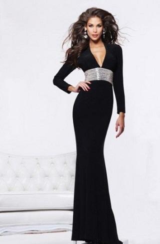 2017 Uzun Abiye Elbise Modelleri Şık ve Çekici