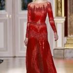 2018 Uzun Abiye Elbise Modelleri Zarif Şık ve Etkileyici