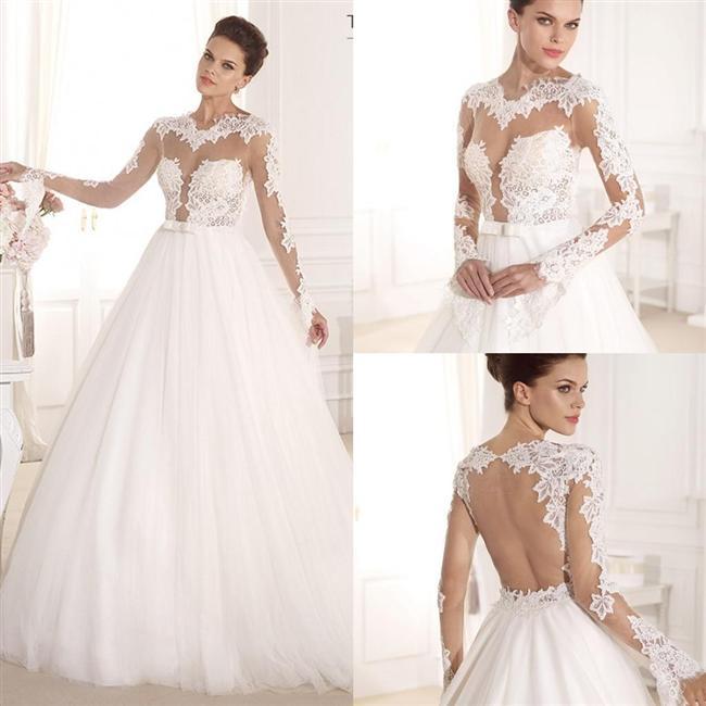 En Çok Tercih Edilen Gelinlik Modelleri-Bridal Dress (13)