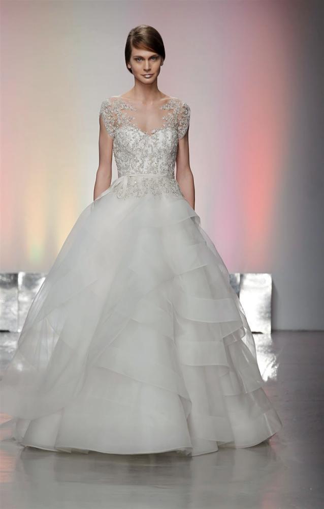 En Çok Tercih Edilen Gelinlik Modelleri-Bridal Dress (14)