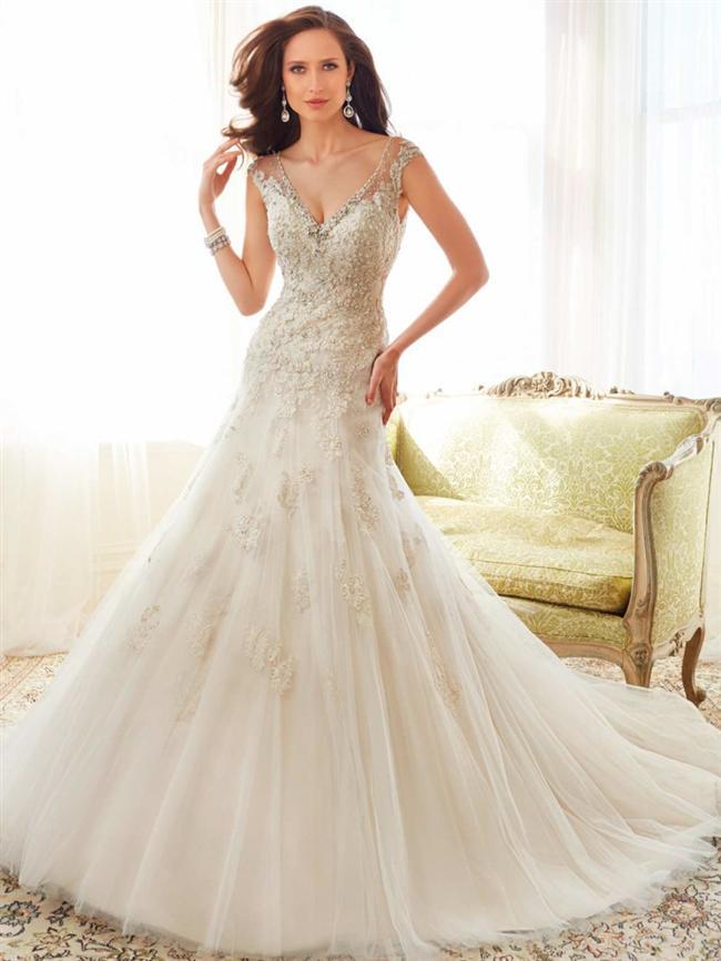 En Çok Tercih Edilen Gelinlik Modelleri-Bridal Dress (16)