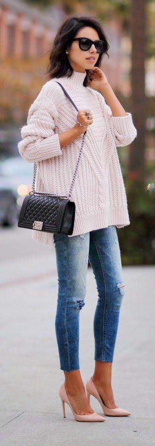 Kış Aylarında Uygulayabileceğiniz Tarz Kıyafetler3