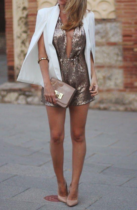 Yılbaşı İçin Göz alıcı Elbise Kombinleri (10)