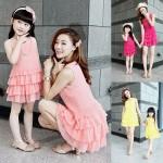 Anne Kız Kıyafetleri Anneler ve Kızları İçin En Şık Elbiseler