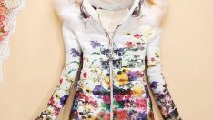 Kışın Soğuk Günleri İçin Bayan Şişme Mont Modelleri