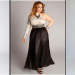 2019 Büyük Beden Abiye Elbise Modelleri Şık ve Zarif