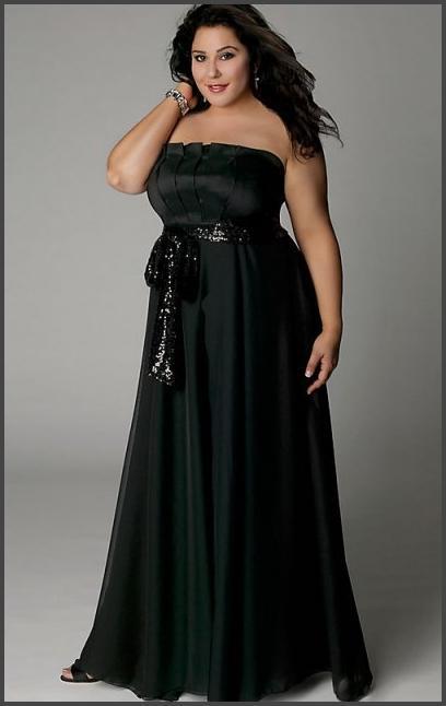 Büyük Beden Elbise Modelleri - büyük beden abiyeler-buyuk beden abiye