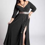 2019 Büyük Beden Elbise Modelleri - büyük beden abiyeler-buyuk beden gece elbiseleri