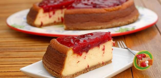 cilekli_cheesecake_tarifi