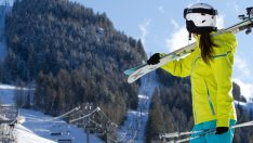 En Güzel Bayan Kayak Kıyafetleri, Son Moda Kayak Montları
