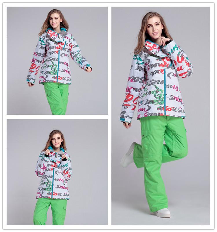 2021 Bayan Kayak Kıyafetlerine Hayran Kalacaksınız!