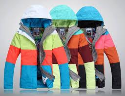 En Güzel Bayan Kayak Kıyafetleri