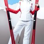 En Güzel Bayan Kayak Kıyafetleri ve Kayak Montu