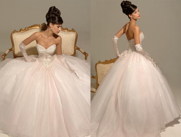 En Güzel Prenses Gelinlik Modelleri