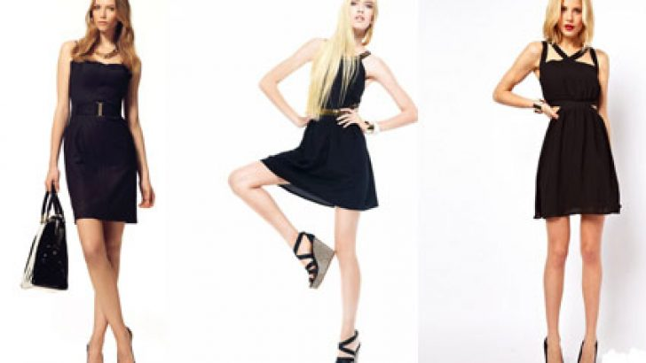 f2d97a75e89a3 Yılbaşı İçin En Güzel Siyah Elbise Modelleri | SadeKadınlar, Kıyafet ...
