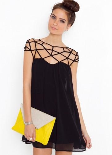 En Güzel Siyah Elbise Modelleri