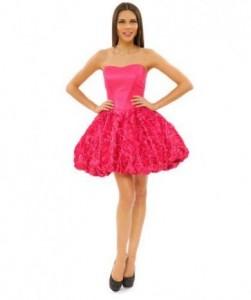 Kabarık Kısa Abiye Elbiseler-kısa abiye modeller-kısa elbise modelleri-kısa elbise-kısa abiye-abiye elbise-elbise modelleri-gece elbiseleri