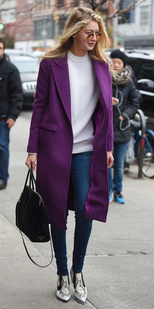 mor-Bu Kışın Palto ve  Kaban Kombinleri