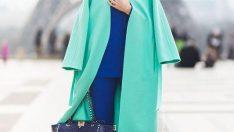 Bu Kışın Palto ve  Kaban Kombinleri