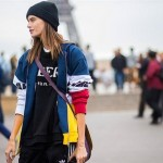 Şık Sweatshirtler - 2017 Sokak Modası Trendleri