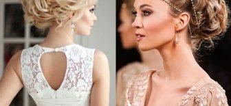 2016 En Güzel Gelin Saç Modelleri