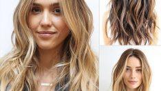 50 Tane Popüler Ombre Saç Modelleri