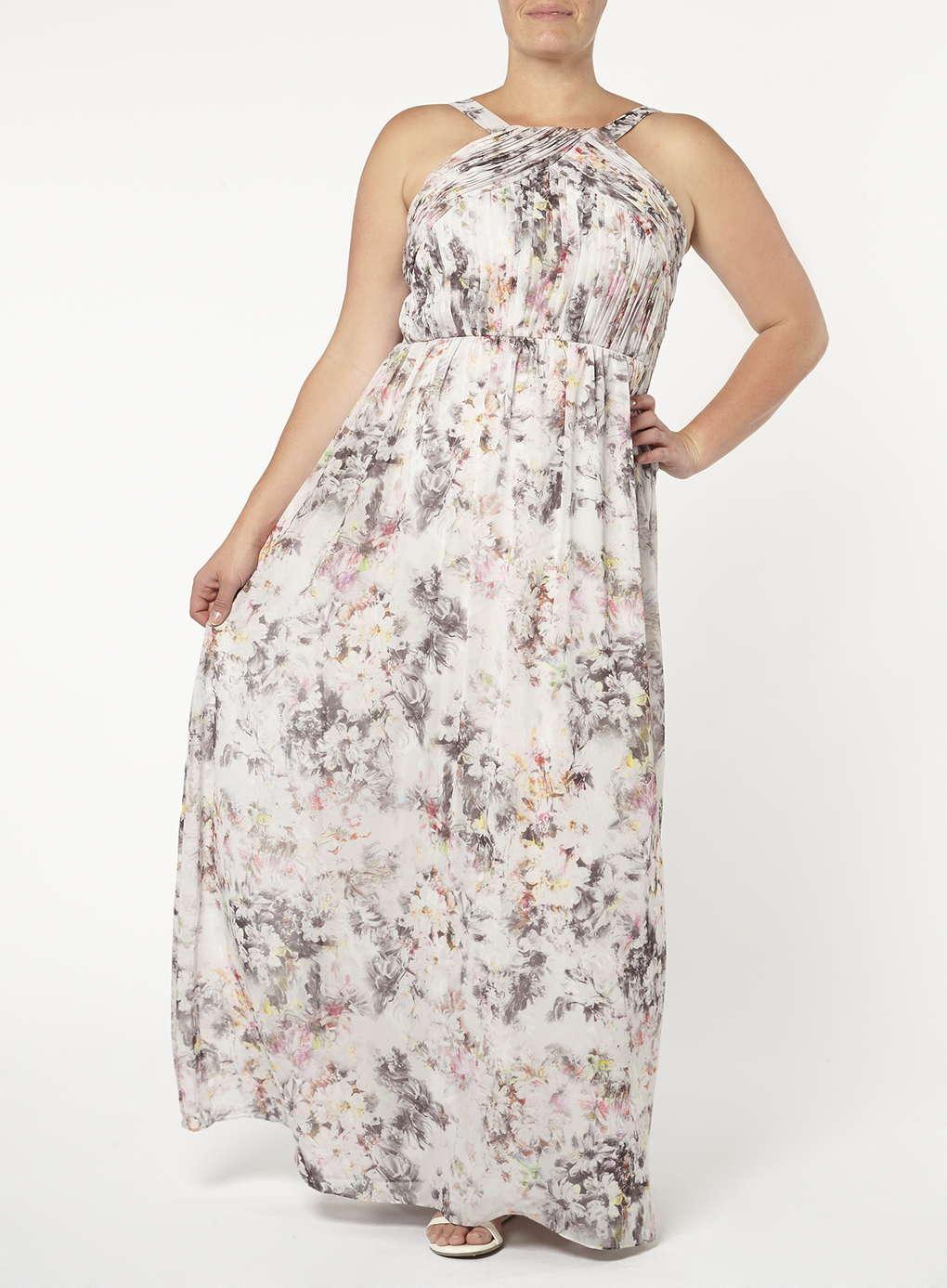 Büyük Beden Uzun Abiye Elbise Modelleri - Gece Elbiseleri - plus size dresses (14)