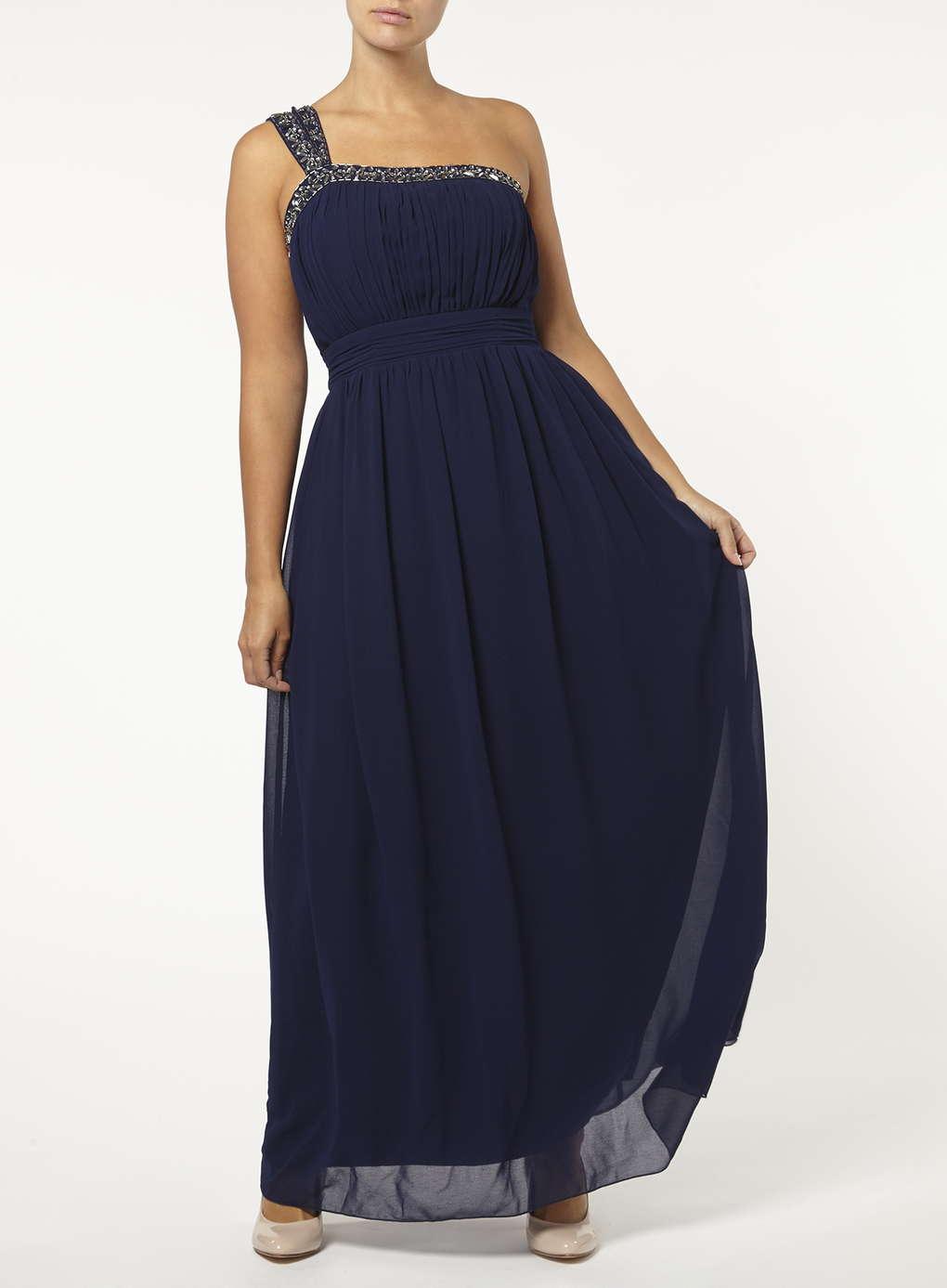 Büyük Beden Uzun Abiye Elbise Modelleri - Gece Elbiseleri - plus size dresses (24)