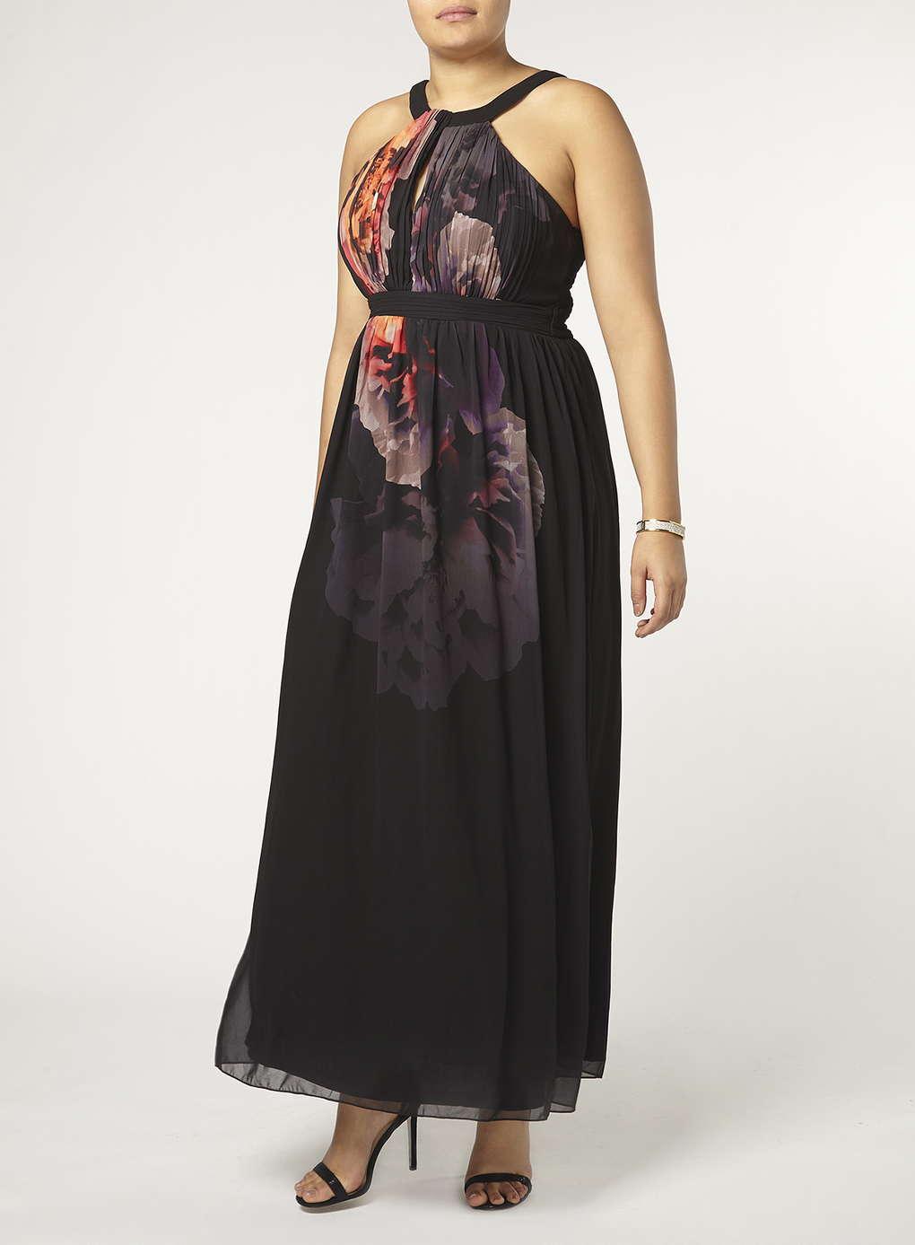 Büyük Beden Uzun Abiye Elbise Modelleri - Gece Elbiseleri - plus size dresses (31)