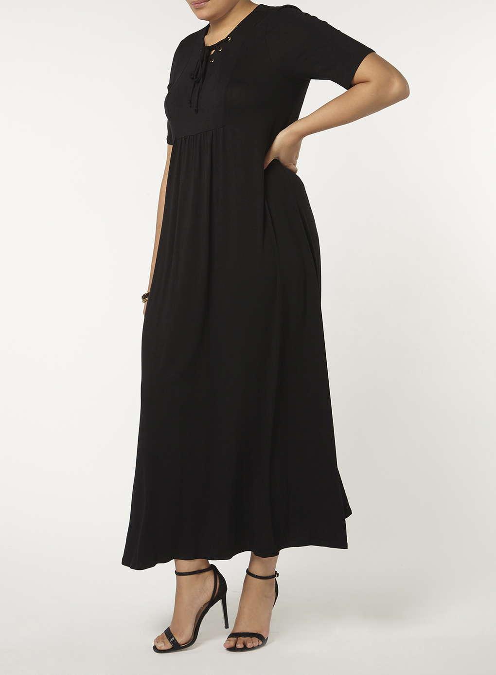 Büyük Beden Uzun Abiye Elbise Modelleri - Gece Elbiseleri - plus size dresses (4)
