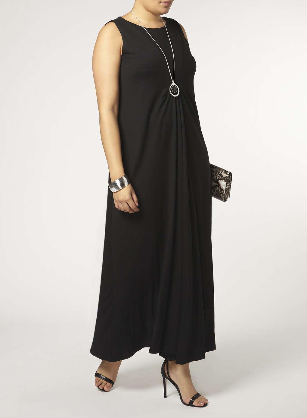Büyük Beden Uzun Abiye Elbise Modelleri - Gece Elbiseleri - plus size dresses (8)