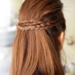 Birbirinden Şık ve Güzel Örgü Saç Modelleri (11)