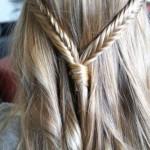Birbirinden Şık ve Güzel Örgü Saç Modelleri (12)