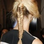 Birbirinden Şık ve Güzel Örgü Saç Modelleri (5)