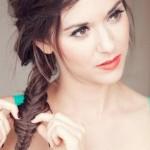 Kolay Saç Örgü Modelleri İle Her Kıyafete Uygun Saçlar