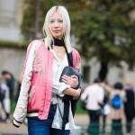 Bomber Ceketler -2017 Sokak Modası Trendleri