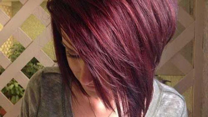 Muhteşem Kızıl Saç Renkleri ve Modelleri