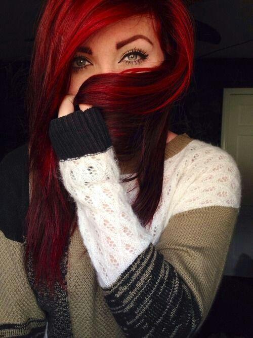 Bu Senenin Modası Dikkat Çekici Bir Ton Olan Kızıl Saç Rengi