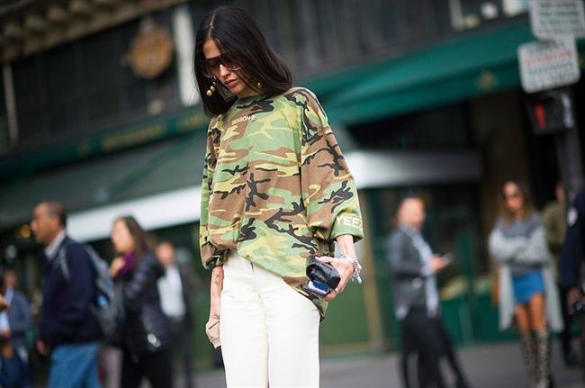 Erkek Tişörtleri - 2017 Sokak Modası Trendleri