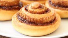 Fındıklı ve Tarçınlı Çörek Tarifi