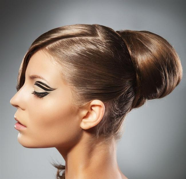 Gelin Topuzu Saç Modelleri (14)
