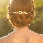 Gelin Topuzu Saç Modelleri (2)