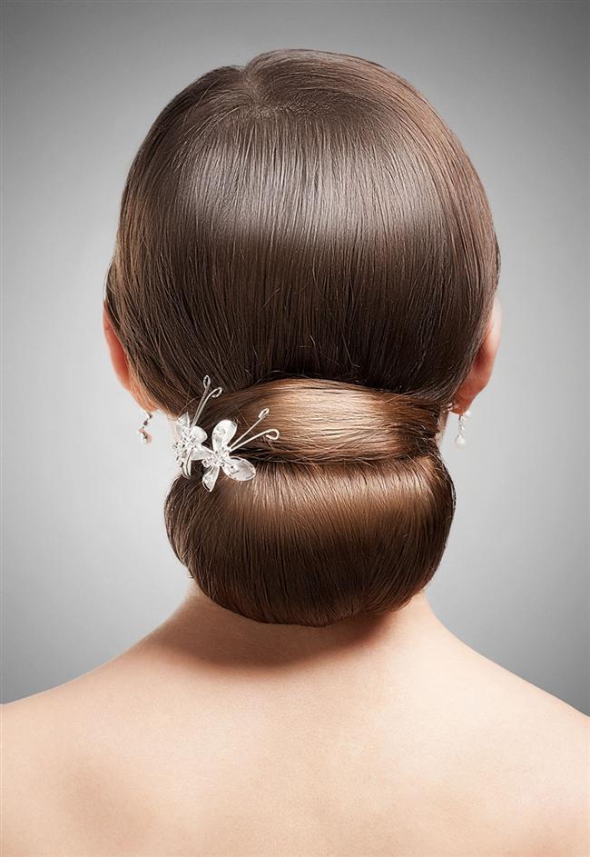 Gelin Topuzu Saç Modelleri (22)