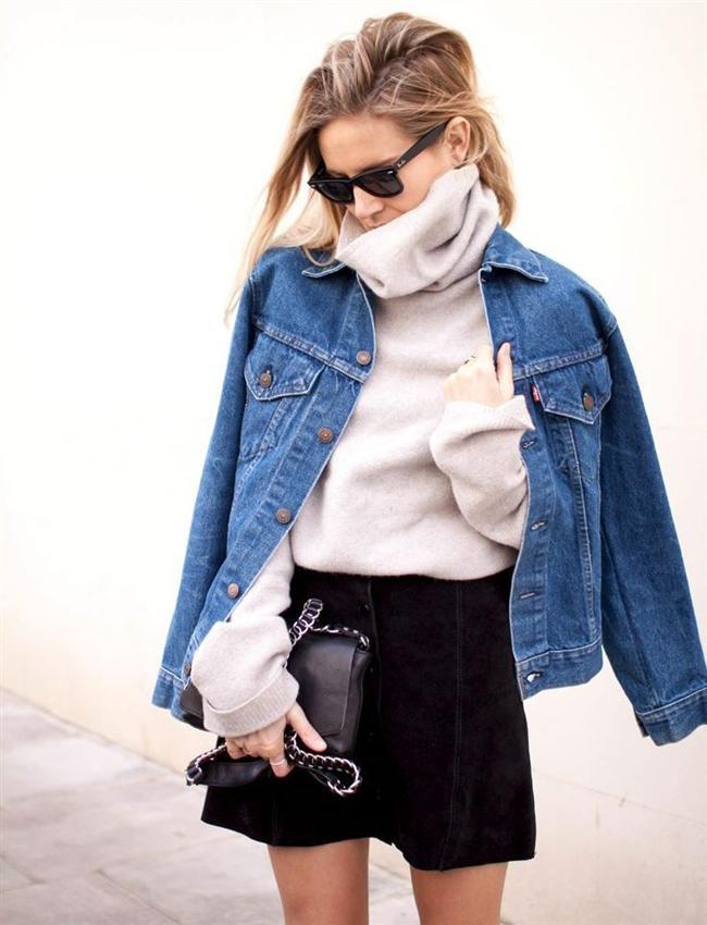 Kışlık Sokak Modası Kombinleri