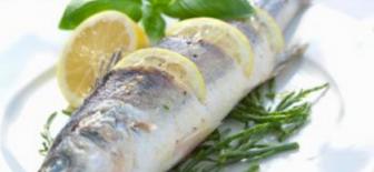 Her Mevsimin Balığı Levrek Sarma Tarifi