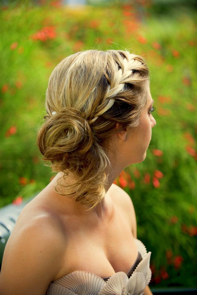 Mükemmel Dağınık Topuz Saç Modelleri-Gelin Saçı (14)