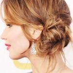 Mükemmel Dağınık Topuz Saç Modelleri-Gelin Saçı (22)